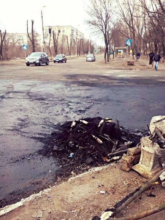 Улицы Константиновки